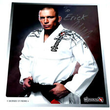 GSP George St-Pierre UFC Fighter 8x10 Poster AUTOGRAPHED AUTHENTIC