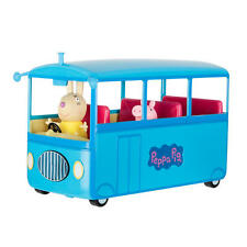 Peppa Pig School Bus Playset