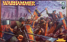 Warhammer Fantasy - 20x Bretonnian Men at Arms / Bretonen Landsknechte