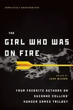 The Girl Who Was on Fire: Your Favorite Authors on Suzanne Collins'-ExLibrary
