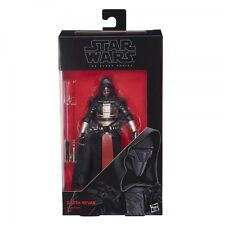 "Hasbro Star Wars Black Series 6"" Action Figure #34 Darth Revan Exclusive NEW"