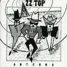"ZZ TOP - ANTENNA CD (1994) INCL.""PINCUSHION"" / TEXAS-ROCK"