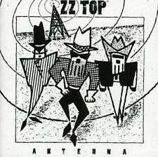 "ZZ TOP - ANTENNA CD (1994) INCL.""PINCUSHION"" / TEXAS-ROCK"