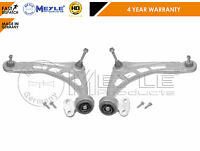 FOR BMW E46 3 SERIES M SPORT FRONT LOWER TRACK CONTROL ARMS WISHBONE BUSH MEYLE