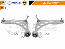 Per BMW E46 320 D 330D 330 Ci COUPE LOWER ARM Meyle HD Serie 3 4 ANNI DI GARANZIA