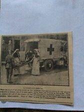 c9-2 ephemera 1915 ww1 picture australian red cross heliopolis