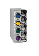 Dispense Rite Slr C 4lss Cup Dispensing Cabinet 32 12h X 13w X 23d