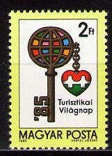 Hungary 1985 Sc2946  Mi3780A  1v  mnh   World Tourism Day