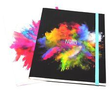 1 x A5 Bloc-notes COUSSINET - Livre 80gsm doublé page papier carnet