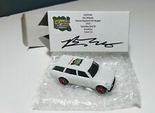 Hot Wheels CPCC '83 Datsun Bluebird 510 Wagon Sat 8/4/18 Breakfast Event Car