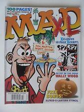 MAD Magazine XL #12 November 2001 ~ Don Martin Desert Island; Spy vs. Spy