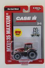 modèles réduit miniature tracteur case ih MXU 135 maxxum traktor tractor 1:64