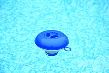 Intex Chemical Floater - 5 inch Swimming Pool Spa Hot Tub Chlorine Dispenser