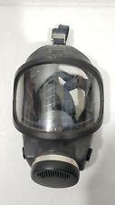 Msa M3c2 Double Port Gas Mask Medium