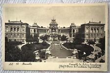"CPA "" MARSEILLE - Ensemble du Palais Longchamp"