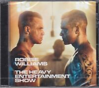CD ♫ Audio ROBBIE WILLIAMS • THE HEAVY ENTERTAINMENT SHOW nuovo sigillato
