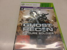 XBox 360   Tom Clancy's Ghost Recon: Future Soldier (uncut)  USK 18