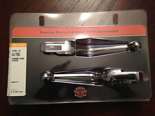 New Harley Davidson Sportster Chrome Hand Levers 2004 - 2013 44992-07 XL XR