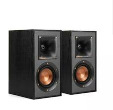 Klipsch  bookshelf speakers model: R-41M, pairs