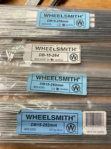 Wheelsmith DB15 SS J-bend spokes 258 264 280 292 lengths
