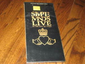 Simple Minds : Live in the City of Light CD