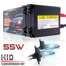 HID KIT SLIM Xenon 9003 H4 Hi-Lo Dual beam 6k White High & Low Conversion Lights