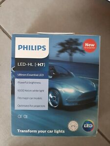 Philips X-tremeUltinon H7 LED CANBUS  6000K