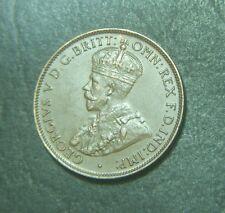 1933 1/2d Australian Half Penny,