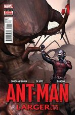 ANT-MAN LARGER THAN LIFE #1 (2015) Marvel Comics ($1.99 DISCOUNT BOOK!!)