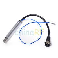 DAB + Aerial AM/FM ISO Jack to Male Signal Amplifier Radio antenna for car radio