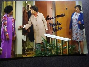 MARLA GIBBS As FLORENCE Hand Signed Autograph 4X6 Photo - The JEFFERSONS