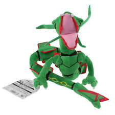 Rayquaza Pokemon Emerald Flying Dragon Plush Soft Toy Stuffed Animal Green 31""