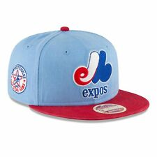 Montreal Expos Era 9fifty Cooperstown All-star Snapback Cap