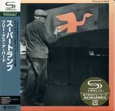 SUPERTRAMP Free as a Bird (1987) Japan Mini LP SHM-CD UICY-93617 new!!!