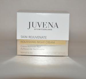 Juvena Skin Rejuvenate Nourishing Night Cream 50ml/1.7oz. New (Free shipping)