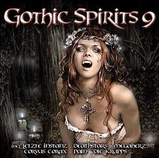 CD Gothic Spirits 9  von Various  2CDs