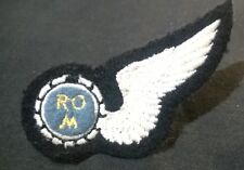 Radio Operator Qualification Wings SAAF - Full Size - South African Air Force