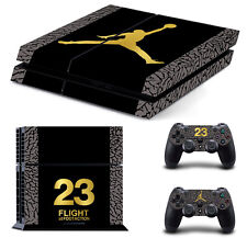 basketball 23 Cover Skin Sticker for Sony PS4 Console & 2 Controller Skins