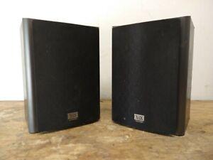 Onkyo THX Bookshelf Speakers, Black, Pair #1064329