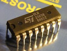 5x ULN2065B 80V/1.5A quad Darlington switches, ST Microelectronics