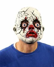 Zagone Studios Evil Cracked Clown Adult Male Mask