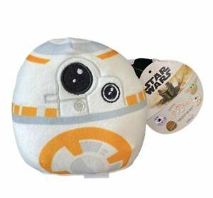 SQUISHMALLOWS Star Wars BB-8 Plush Stuffed Toy 5 inches NWT