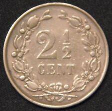 Niederlande 2½ Cent 1883