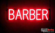 SpellBrite Ultra-Bright BARBER Sign Neon look LED performance