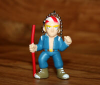 1997 SNK Billy Kane Keychain Figure The King of Fighters Neo Geo KOF '97