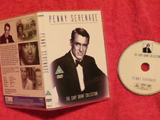 Penny Serenade (DVD, 2000) Cary Grant - MINT  UNPLAYED DISC - DISPATCH in 24hrs!