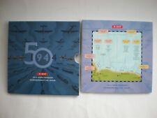 Rare 1994 Royal Mint D-Day Landings 50th Anniversary BU 50p Coin Pack - Juno
