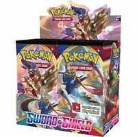 (X1) Pokemon English Display Sword & Shield Factory Sealed