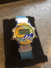 Disney Mickey Mouse Digital Children's Watch - New Battery Fitted