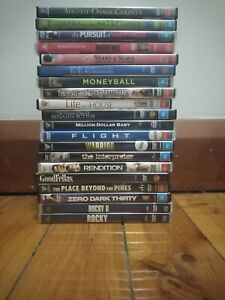 Drama DVDs - Used - Good condition - Region 4 - $5 each *FREE POSTAGE*